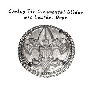 Cowboy Tie Ornamental Slider w/o Rope